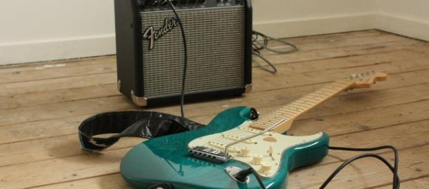 Fender is breaking into the blutooth market. photo via Flickr