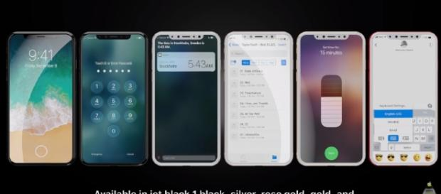 iPhone 8 - YouTube/ConceptsiPhone Channel