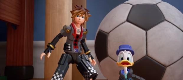 KINGDOM HEARTS III – D23 2017 Toy Story Trailer Image - Kingdom Hearts   YouTube