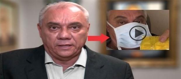 Marcelo Rezende confirma melhora