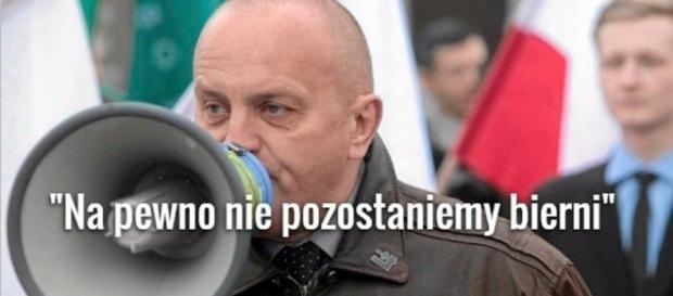 Marian Kowalski, telewizja Idź pod Prąd (źródło: google.pl).