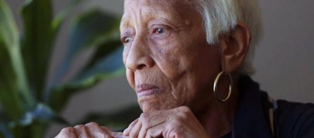 Photo 86-year-old 'Granny Gem Thief' Doris Payne screen capture from YouTube/New York Daily News