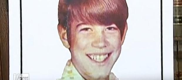 Photo of John Wayne Gacy victim James Byron Haakenson screen capture from YouTube/Fox News