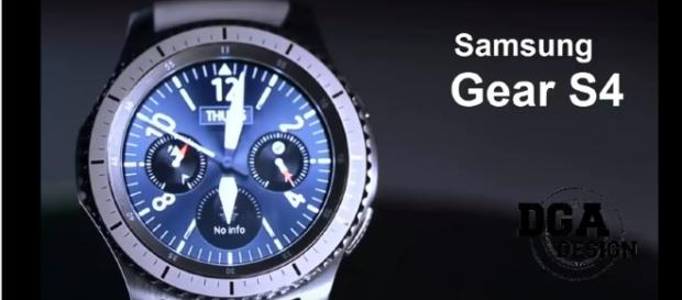 Samsung Gear S4 Official Trailer 2017 [Galaxy Note 8 and Gear S4] Image - DgaCreative Media | YouTube
