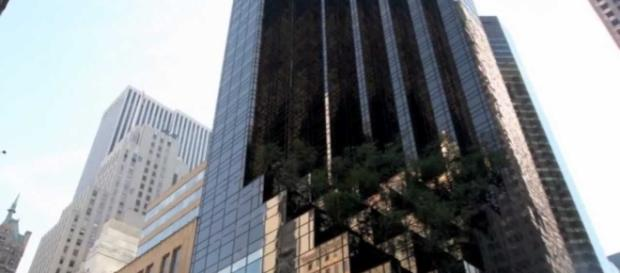 The Trump Tower in New York where the June 9 meeting took place. Image credit - Skylines/YouTube.