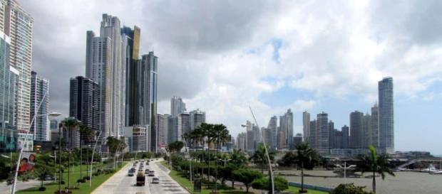 Vista da Cidade do Panamá (Foto: Reprodução)
