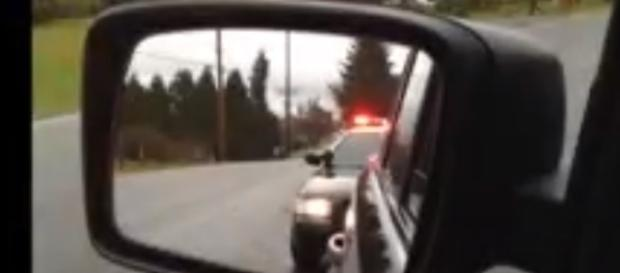Washington E-DUI Law: Possible tickets for smoking, eating while driving - youtube screen capture MyTrafficMan
