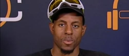 Andre Iguodala agreed to 3-year, $48 million deal with Warriors -- Yoni Hoops via YouTube