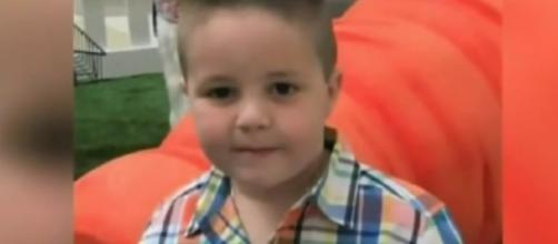 Aramazd Andressian Jr.'s in an undated photo - YouTube/CBS Los Angeles