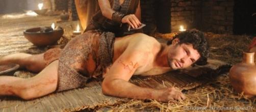 Asher tem a chance de se livrar dos sofrimentos da escravidão da Babilônia