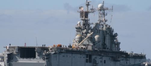 China accuses the US of violating sovereignty over the USS Navy destroyer/ Photo via Flickr.com/nickcullum