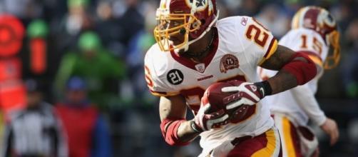 Clinton Portis, Washington Redskins - youtube capture / Benezette Films