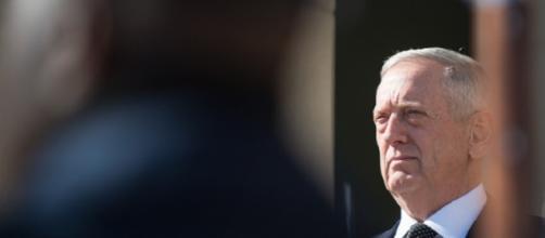 Defense Secretary Jim Mattis announced that the transgender troop enlistment will be delayed for six months - Flickr/Jim Mattis