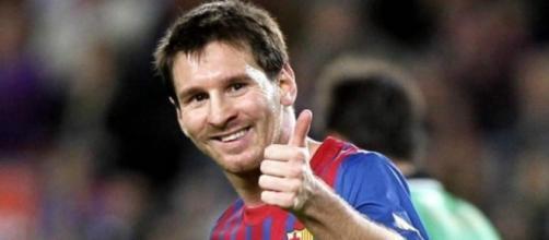 El récord de Messi es imposible de confirmar, según la FIFA - La ... - com.ar