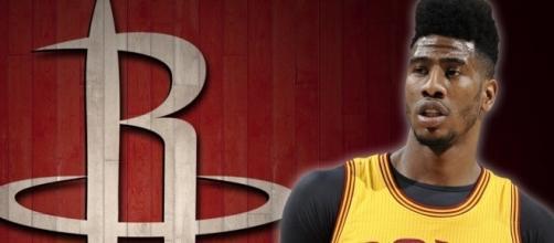 Image via Youtube channel: DLloyd NBA #ImanShumpert #ClevelandCavaliers