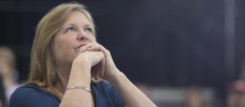 Jane Sanders: We're not trying to flip superdelegates [Image source: Blasting News library]