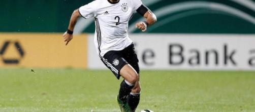Jeremy Toljan, esterno difensivo dell'Hoffenheim, ha contribuito alla vittoria dell'Europeo U21 targato Germania - eurosport.de