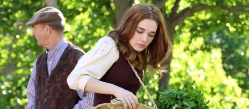 Julieta della soap opera il Segreto