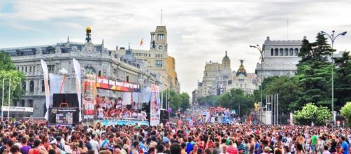 Madrid completamente blindada para evitar incidentes