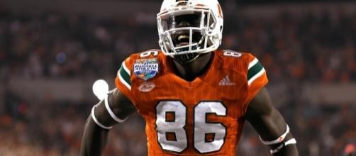 Raiders 2017 NFL draft evaluation: Miami Hurricanes TE David Njoku ... - usatoday.com