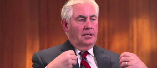 Rex Tillerson claimed Trump promised him autonomy in running the State Department. Photo via ScoutsMessengers, YouTube.