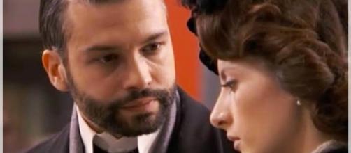 Una Vita, anticipazioni: Celia e Felipe si lasciano
