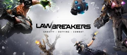 Welcome to LawBreakers - nexon.net