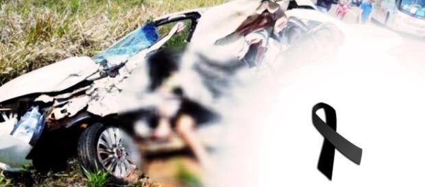 Cantor sertanejo morre em acidente de carro