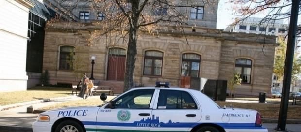 Patrol vehicle of Little Rock Police (wikimediacommons)