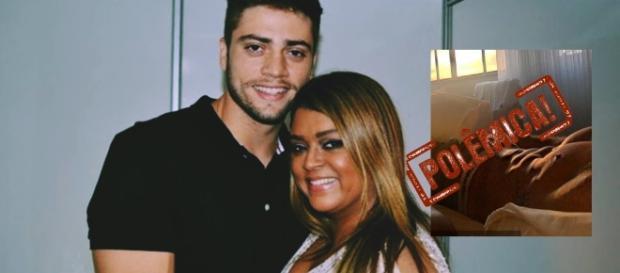Preta Gil mostra foto íntima ao lado do marido - Google