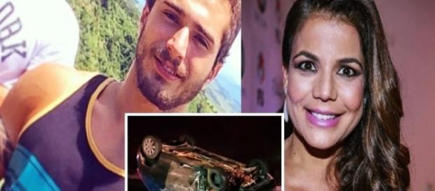 Primo de atriz morre em acidente - Google