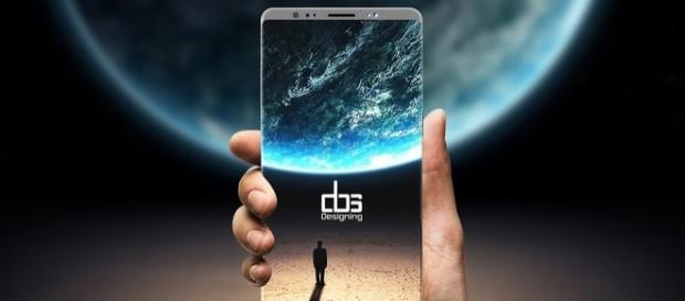 The new Samsung Note 8 is expected to be released on September. [Image via XEETECHCARE/Youtube Screencap]