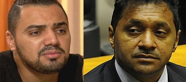 Tirulipa afirma que vai processar o pai