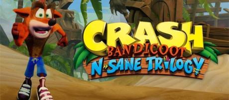 """Crash Bandicoot N. Sane Trilogy"" unreleased level Stormy Ascent, now a free DLC."