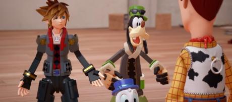 Kingdom Hearts 3 - YouTube/PlayStation Channel