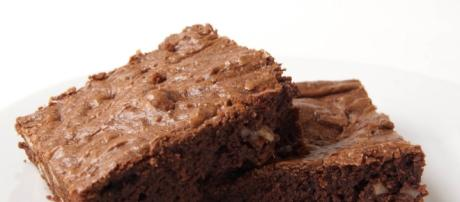 Meriendas saludables- Brownie Fitness