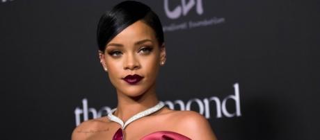 Singer Rihanna/ photo via Flickr