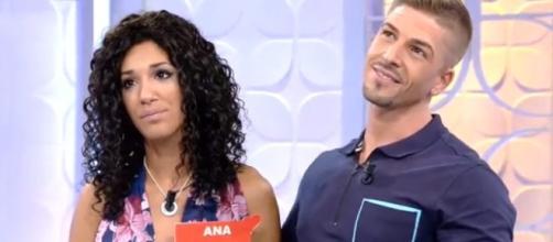 Ana y Labrador durante un programa de MYHYV