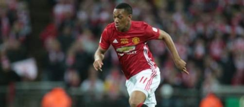 Anthony Martial wanted by Besiktas (Image Credit: pinterest.com)