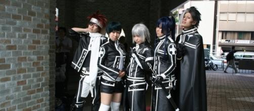 Cosplayers | credit, Michael Day, flickr.com