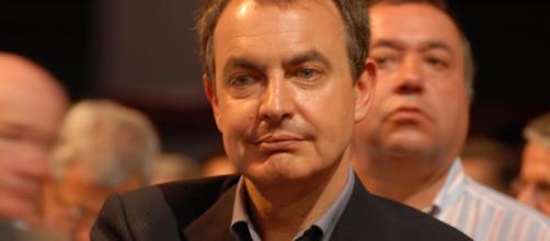 El expresidente del Gobierno español, José Luis Rodríguez Zapatero