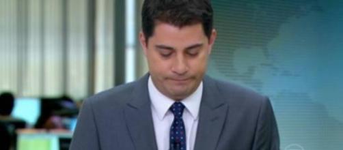 Evaristo Costa é pede demissão da Rede Globo