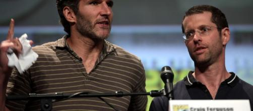 'Game of Thrones' creators DB Weiss and David Benioff to produce new HBO series 'Confederate'. / from 'Wikimedia Commons' - commons.wikimedia.org