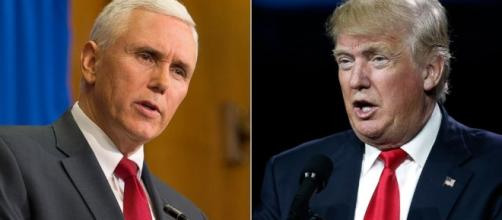 """Trump: """"ISIS is falling fast,"""" Pence: """"ISIS on the run"""""""