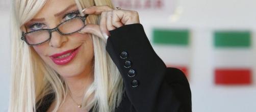 Ilona Staller, in arte Cicciolina.