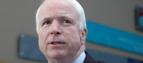 John McCain has a new personal battle against newly-diagnosed brain cancer. / from 'Wikimedia Commons' - commons.wikimedia.org
