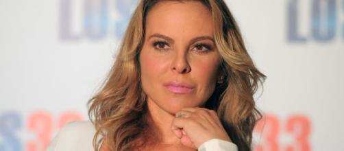 Kate del Castillo disfrutó de la compañía de sus padres - Univision - univision.com