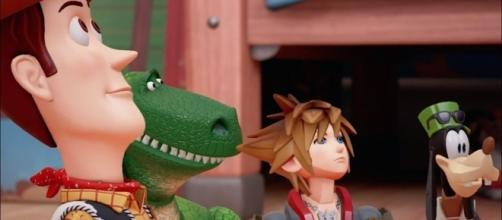 'Kingdom Hearts 3' will launch sometime next year (image source: YouTube/IGN)