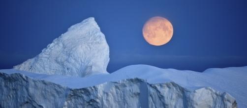 La Antártida. Fotografía de Mynsman.