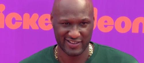 Lamar Odom is coming out with his autobiography book (via YouTube - Splash News TV)